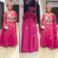 #shweshwe #pinkwedding #NozibusisoNzimande