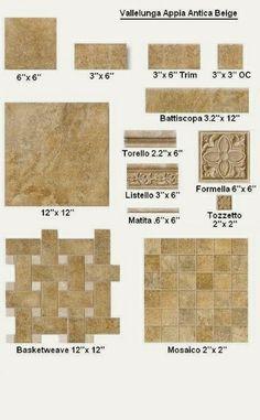 vallelunga grigio porcelain tile | Marrone--beige