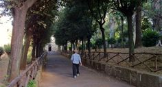 Tres Fontane Abbey in Rome