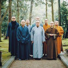 Priests from China, 2015 #pentax67 shot for @transitmagazine vol.31 #transitmagazine