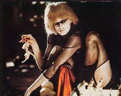"Daryl Hannah en ""Blade Runner"", 1982 I loved her in this roll."