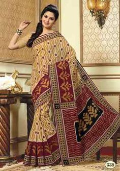 Smart Printed Casual Wear Comfortable Cotton Saree Cotton Sarees on Shimply.com
