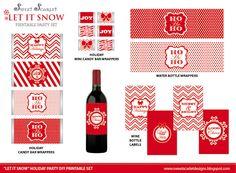Sweet Scarlet designs