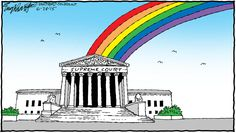 "Supreme Court Legalizes ""Same Sex"" Marriage"