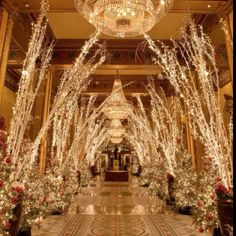 Christmas at the Waldorf Astoria