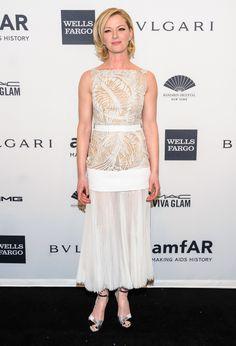 Gretchen Mol in J. Mendel   amfAR Gala 2014