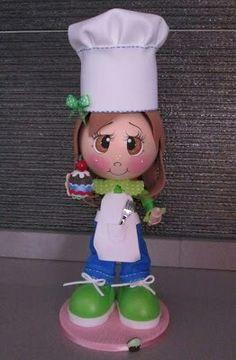 Bonecas de Tania
