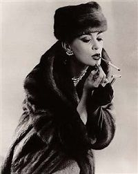 Barbara, Over Gadgeted, Does Lips, Paris by William Klein