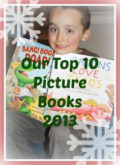 10 Best Picture Books for Preschoolers {Top Ten Tuesday}
