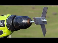 3 AWESOME IDEAS with DRILL DIRVER - YouTube