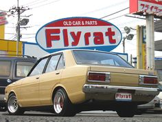 1979 Datsun Sunny 120y b310.... I think! | Retro Rides