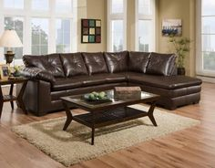 Chelsea Home Furniture Rho 2Piece Sectional Freeport Brown * Read more reviews of the product by visiting the link on the image.