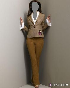 Jacket and trousers