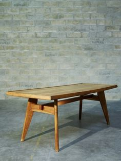 Charlotte Perriand & Pierre Jeanneret, 'Dining table,' ca. 1941, Galerie Downtown - François Laffanour