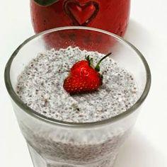 Nieves Urrutia Pranzoni: Pudin o yogur de semillas de Chía
