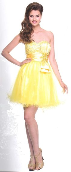Homecoming DressesSweet 16 Dresses under $100  1167 No Bow Too Large