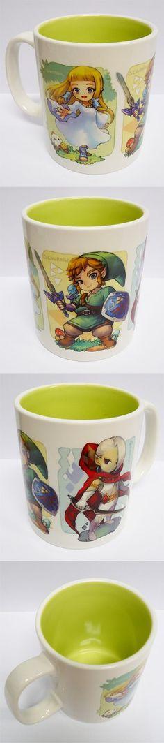 zelda ss mug cup by *muse-kr Oh my goooooood