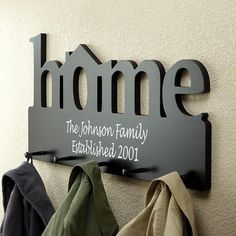 Home Coat Rack