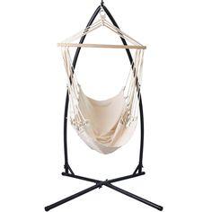 Jago HSEL01 Hanging Chair: Amazon.co.uk: Garden & Outdoors