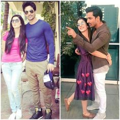 Harshvardhan Rane And Mawra Hocane #SanamTeriKasam #Bollywood #India…