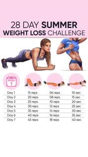 Total Body Workout - 45 min - Core, Arms, Glutes - 100 Rep Challenge - Get Fitness Help Fitness Herausforderungen, Fitness Workouts, Easy Workouts, Health Fitness, Workout Routines, Fitness Quotes, Fitness For Women, Butt Workouts, Female Fitness