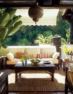 An outdoor space you'll never want to leave.