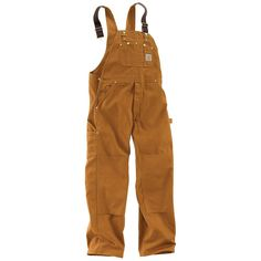 Get the job done with these classic Carhartt Bib Overalls. They are made of ring spun cotton duck. Store items in the multi-compartment bib pocket or the two reinforced back pockets. Carhartt Overalls, Carhartt Workwear, Carhartt Jacket, Bib Overalls, Dungarees, Salopette Carhartt, Robin Costume, American Casual, Shopping