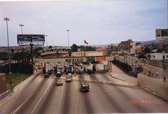 Panoramio - Photo of Usa Mexico Border 1996 ا