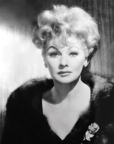 Lucille Ball, The Lucy Show. I may or may not be waiting for an authentic AUTOGRAPHED copy of this same shot. :)