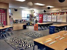 Beautiful classroom!