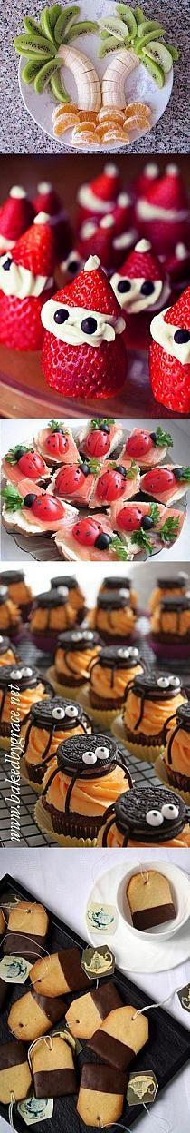 fruit dessert ideas