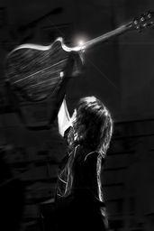 Chrissie Hynde Finale - photograph by Denise Dube  #ChrissieHynde #rockstars #galleryprints @itsduber