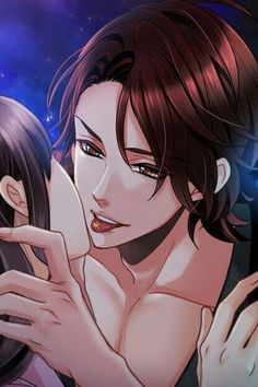 "Nobunaga: ""here.. Taste this.."" #SamuraiLoveBalladParty"