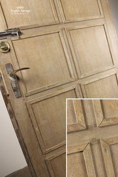 Reclaimed Multi Panel Double Doors