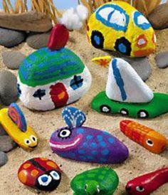 summer camp craft activities