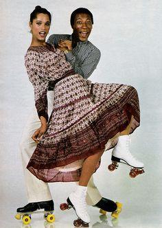 1980 Peasant Dress