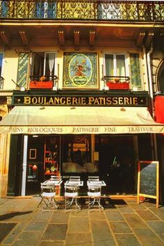 France    Pastry Shop