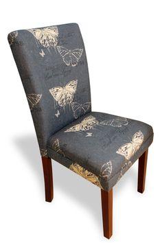 美式系列棉麻布質餐椅 網路售價: $2600 / 日租: $520