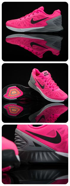 Nike LunarGlide 6 is available now! Check out all the colors at Eastbay. #Running #Shoes