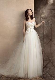 Papilio wedding dress