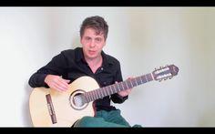 Easy Beginner Guitar Lesson - www.Kingofthestrings.com - Thomas Zwijsen