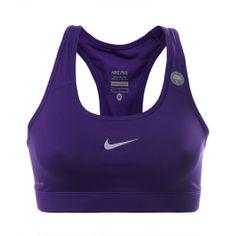 Entrena cómodamente con el Nike Pro Bra el cual te dará excelente sujeción y gran versatilidad para todos tus tipos de entrenamientos.