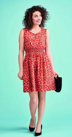 Sadie dress - Sew 112 July '18