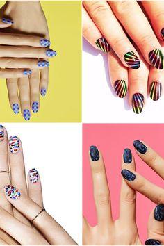 Best Nail Art Designs on Instagram - Manicurists on Instagram   Teen Vogue