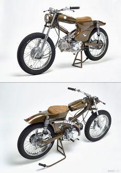 Honda Super Cub...