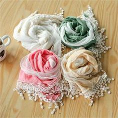 Buy 'Styleberry – Lace-Trim Cotton Scarf' with Free International Shipping at YesStyle.com. Browse and shop for thousands of Asian fashion items from South Korea and more!