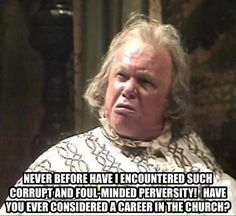It's Blackadder, but very well applies if you substitute the word Republican at the end