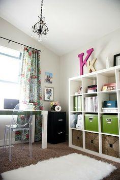 Home Office #homeoffice Www.organizetips.com