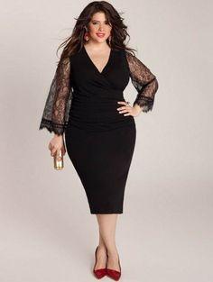 plus size wedding guest dresses 28 -  #plussize #curvy #fashion