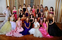 French debutantes